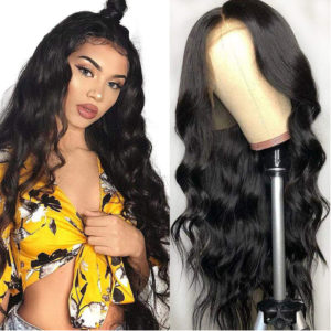 human hair wigs body wave style-10