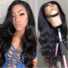 human hair wigs body wave style-14
