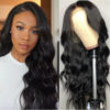 human hair wigs body wave style-3