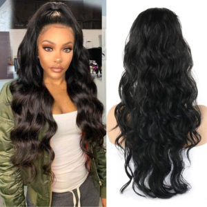 human hair wigs body wave style-7
