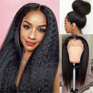 kinky straight lace front human hair wigs-6