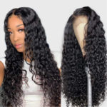 water wave lace front human hair-6