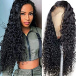water wave lace front human hair-9